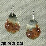 Nickel-Silver & Copper Earrings