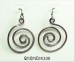 Nickel Loop Earrings
