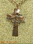 Ye Olde Rugged Cross Pendant